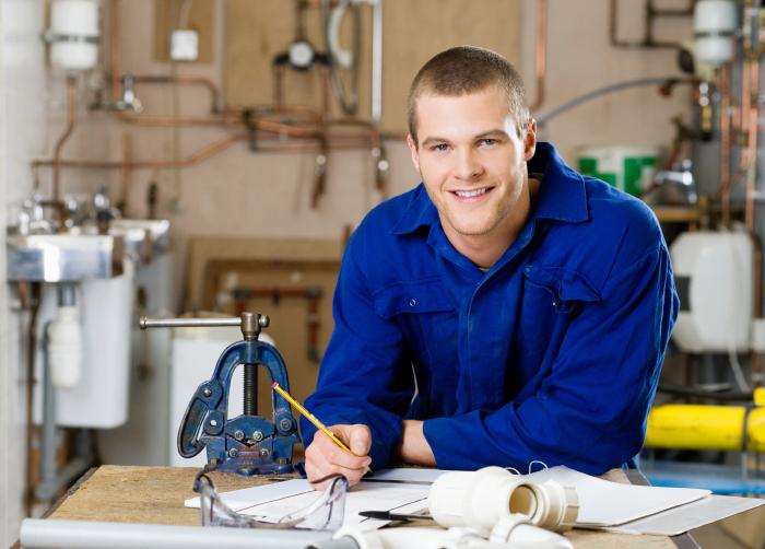 Обучение по охране труда слесаря-сантехника