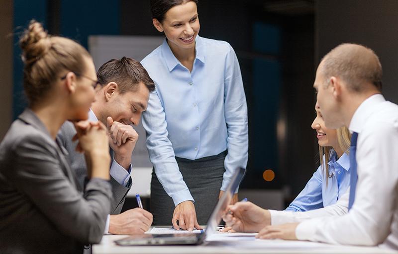 Обучение с выездом специалиста на предприятие