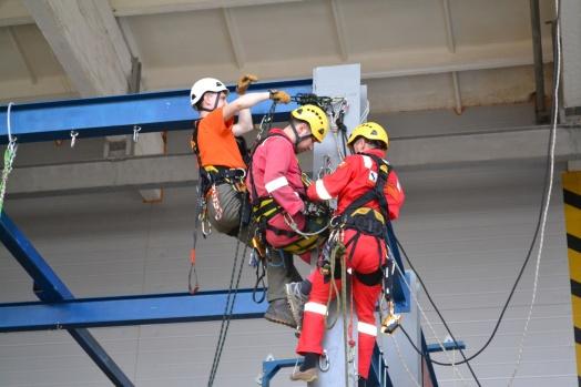 Обучение по охране труда при работе на высоте